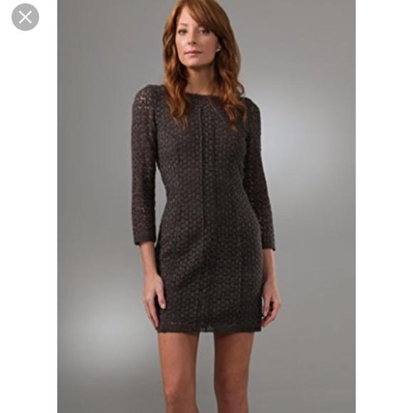 975a39ef40c4 Diane Von Furstenberg Dresses & Skirts - DVF Caritan Crocheted Dress, size 0